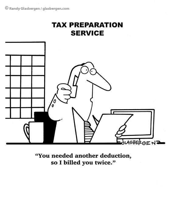 Virginia Beach Tax Humor