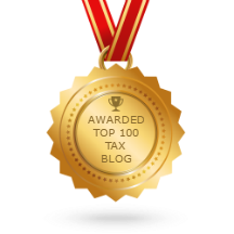 feedspot top 100 tax blogs
