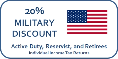 Virginia Beach Tax Preparation Military Discount3